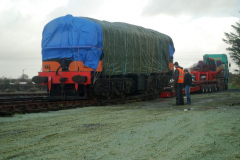 Irish Traction Group Arrivals